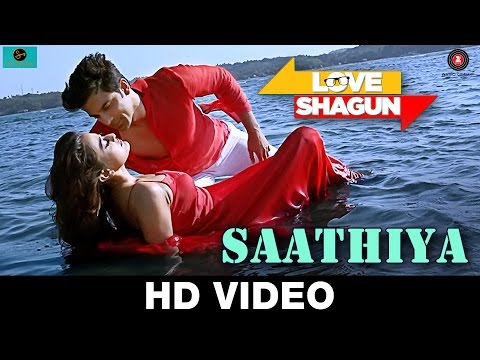 Saathiya (Love Shagun) Lyrics