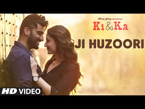 Ji Huzoori Lyrics