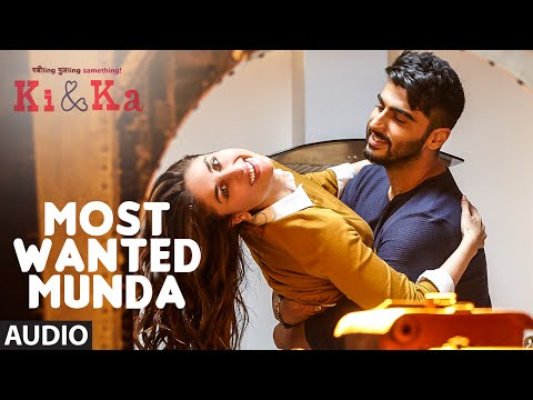 Most Wanted Munda Lyrics - Ki And Ka