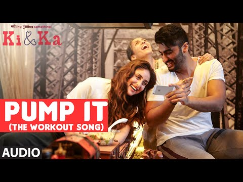 Pump It Lyrics - Ki And Ka
