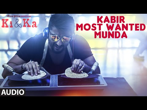 Kabir Most Wanted Munda Lyrics