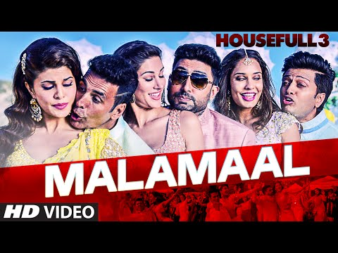Malaamaal Lyrics - Housefull 3