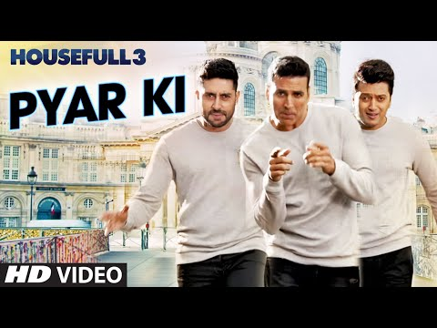 Pyaar Kee Lyrics - Housefull 3