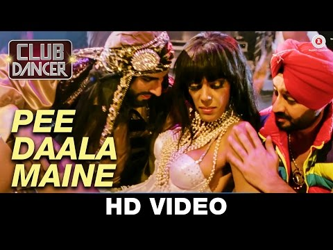 Pee Daala Maine Lyrics - Club Dancer