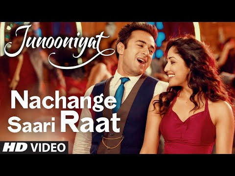 Nachange Sari Raat Lyrics