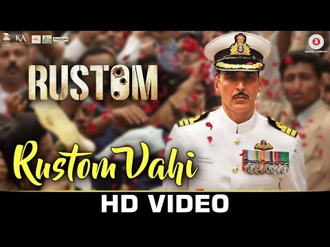 Rustom Vahi (Female Version) Lyrics