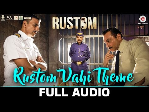 Rustom Vahi (Theme) Lyrics