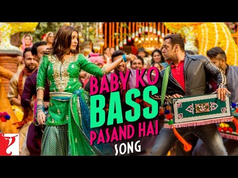 Baby Ko Bass Pasand Hai Lyrics - Sultan