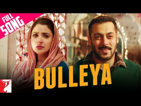 Bulleya Lyrics - Sultan