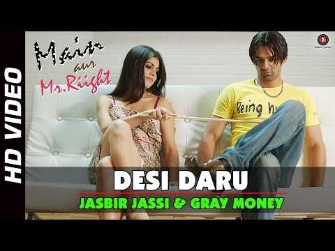 Desi Daru Lyrics - Main Aur Mr. Riight
