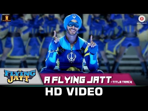 A Flying Jatt (Title Song) Lyrics