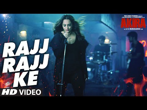Rajj Rajj Ke (Version 2) Lyrics - Akira