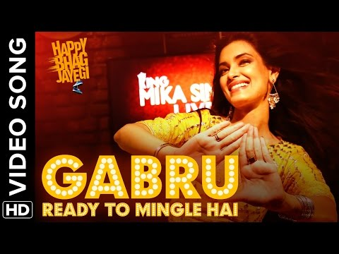 Gabru Ready To Mingle Hai Lyrics