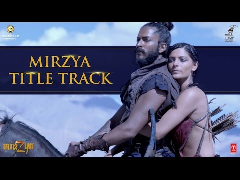 Mirzya Theme - Broken Arrows Lyrics