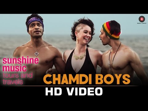 Chamdi Boys Lyrics