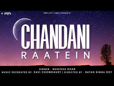 Chandni Raatein - Reprise (female Version) Lyrics
