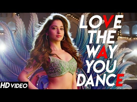 Love The Way You Dance Lyrics