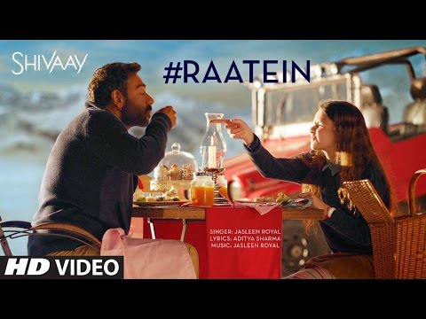Raatein Lyrics - Shivaay