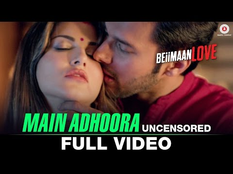 Main Adhoora Lyrics - Beiimaan Love