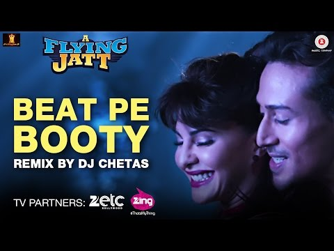 Beat Pe Booty (Remix) Lyrics - A Flying Jatt