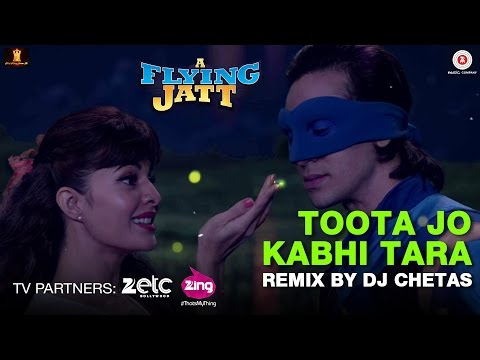 Toota Jo Kabhi Tara (Remix) Lyrics - A Flying Jatt