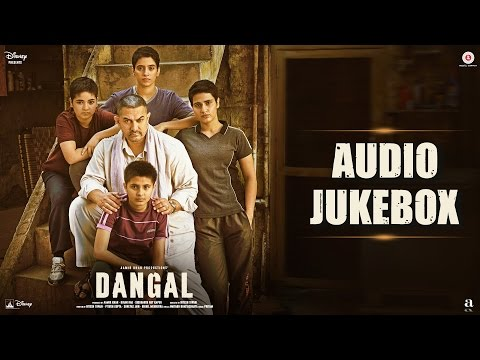NAINA Lyrics - Dangal