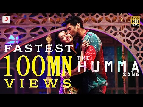 The Humma Lyrics - Ok Jaanu