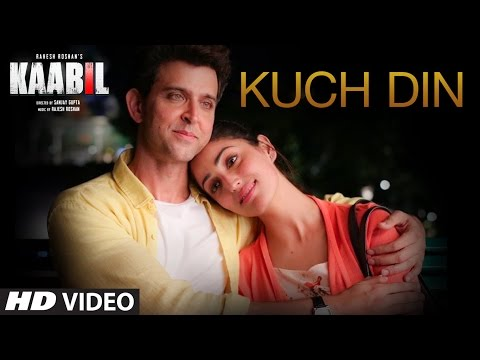 KUCH DIN Lyrics - Kaabil