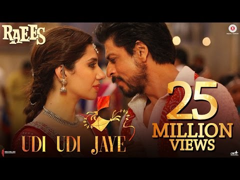 Udi Udi Jaye Lyrics - Raees