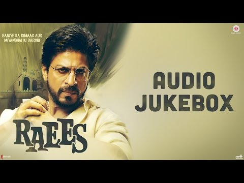 Enu Naam Che RAEES Lyrics - Raees