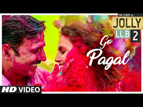 GO PAGAL Lyrics