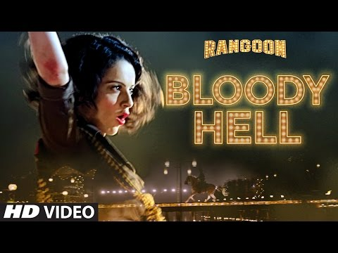BLOODY HELL Lyrics - Rangoon