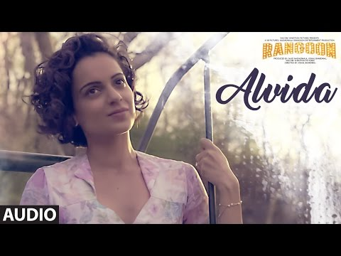 ALVIDA, alvida to nahi Lyrics - Rangoon