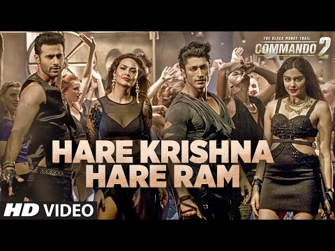 Hare Krishna Hare Ram Lyrics - Commando 2