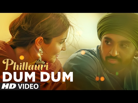 DUM DUM Lyrics - Phillauri