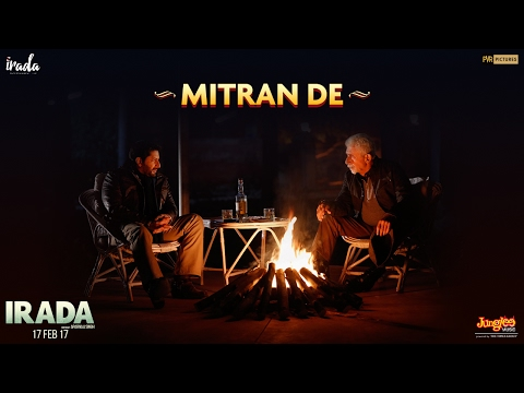 Mitran De Lyrics - Irada