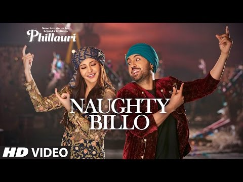 Naughty Billo Lyrics - Phillauri