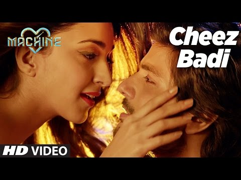 Cheez Badi Lyrics - Machine