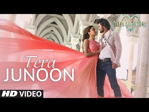 TERA JUNOON Lyrics - Machine