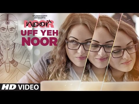 Uff Yeh Noor Lyrics - Noor