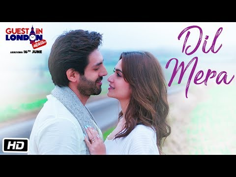 Dil Mera Lyrics - Guest Iin London