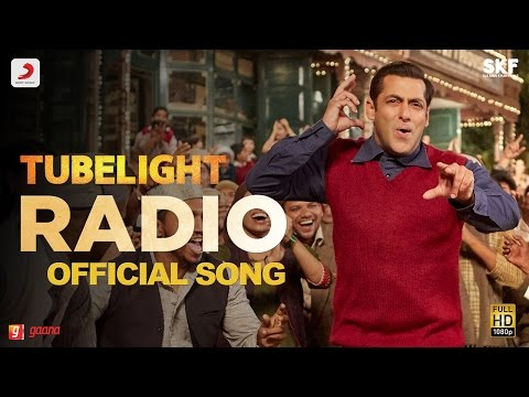 RADIO Lyrics - Tubelight