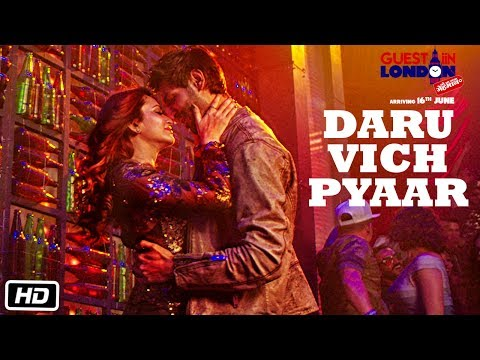 Daru Vich Pyaar Lyrics - Guest Iin London
